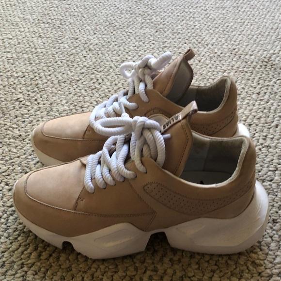 Alias Mae Tommy Tan Suede Dad Sneakers
